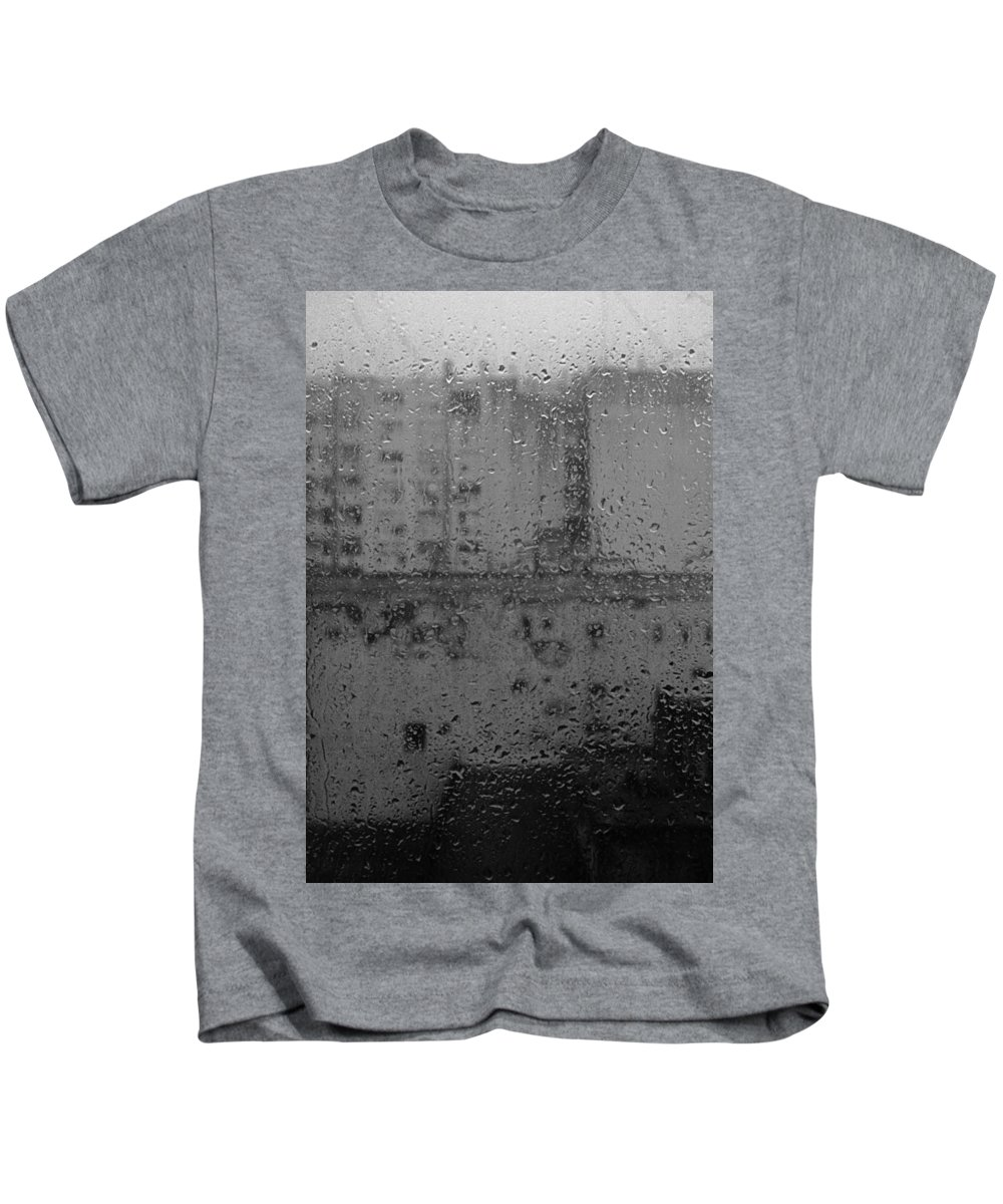 Buenos Aires Kids T-Shirt featuring the photograph This Afternoon V by Osvaldo Hamer