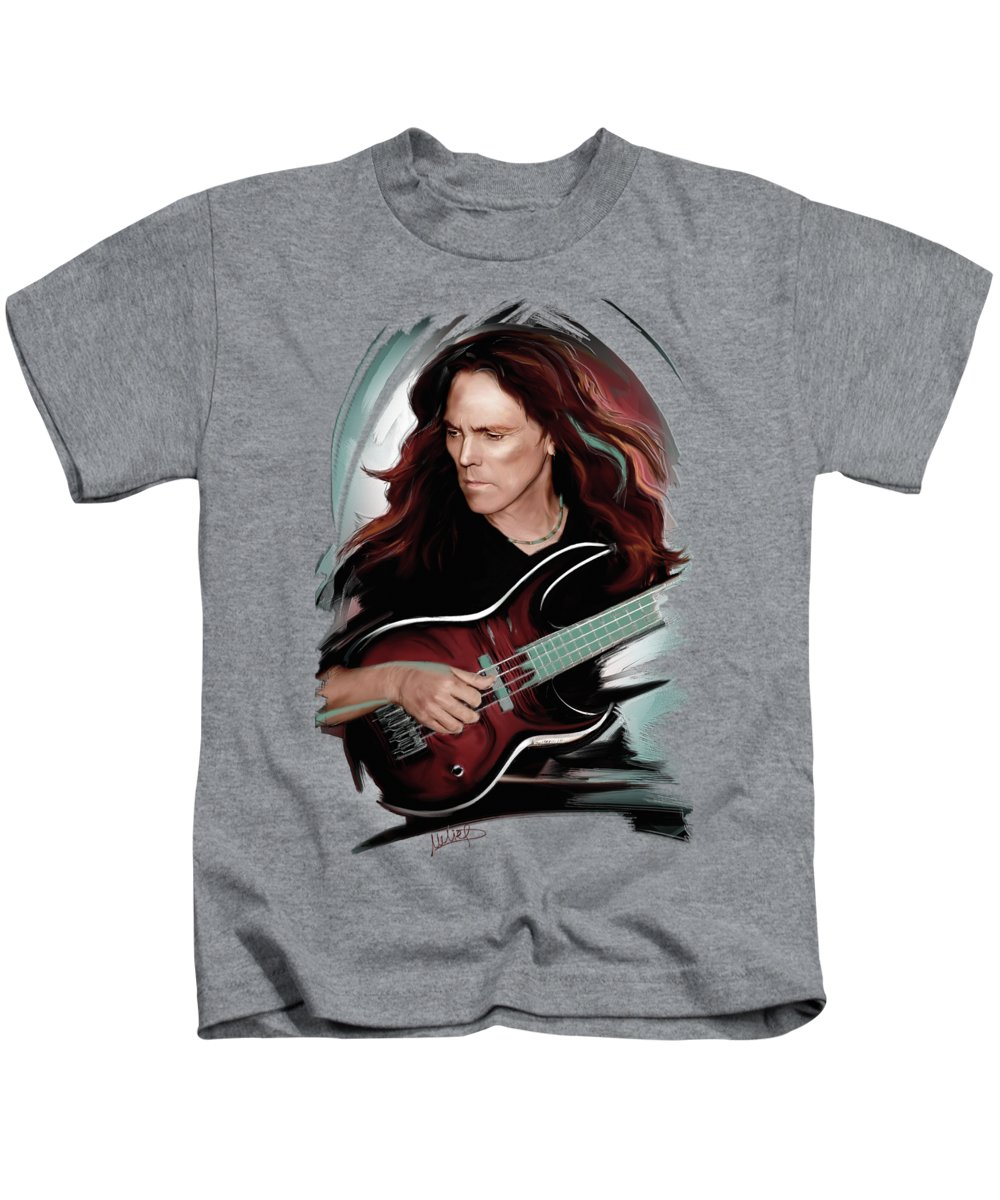 Timothy B  Schmit Kids T-Shirt
