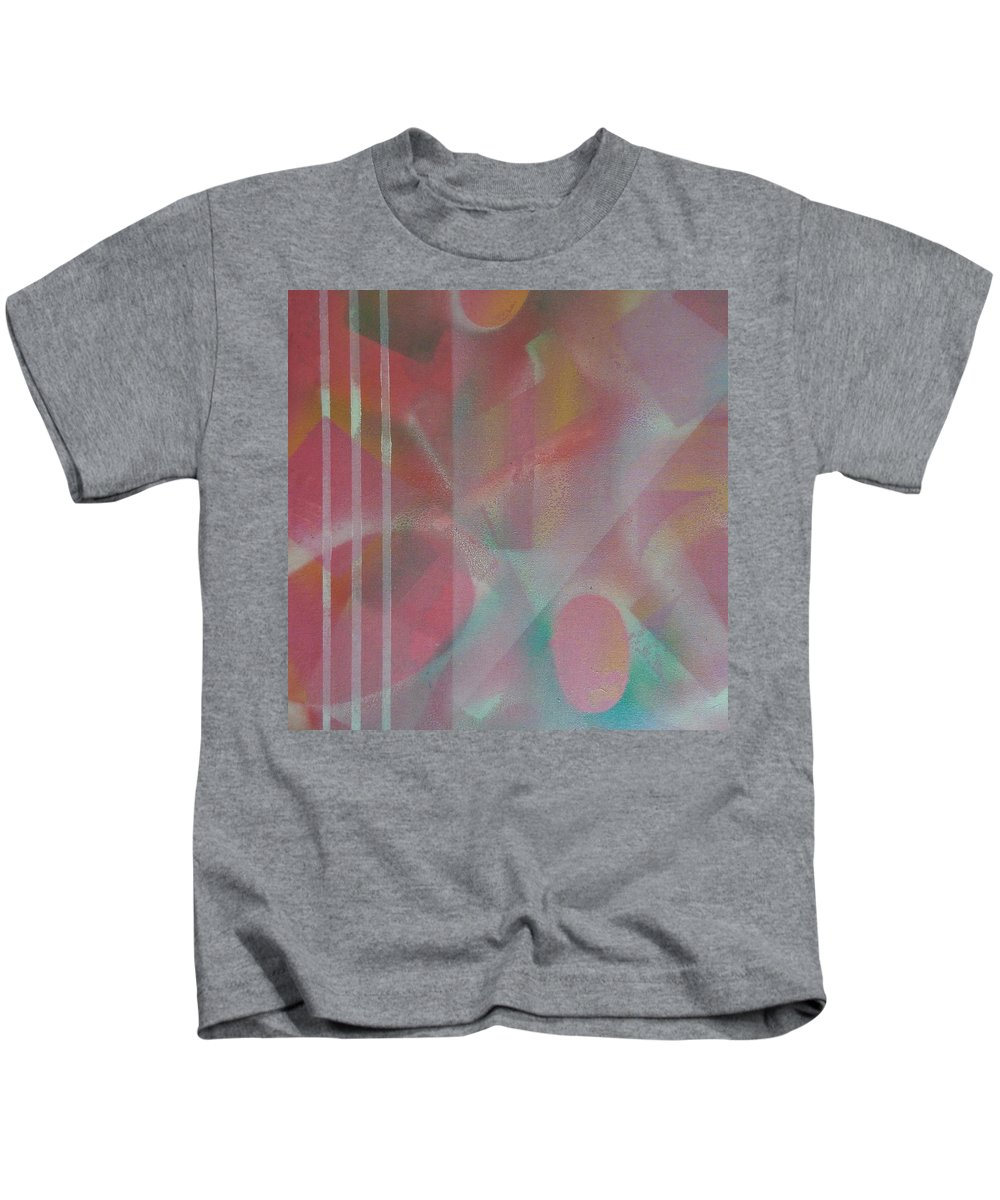 Abstract Kids T-Shirt featuring the photograph Transition 2 by Richard Cooper