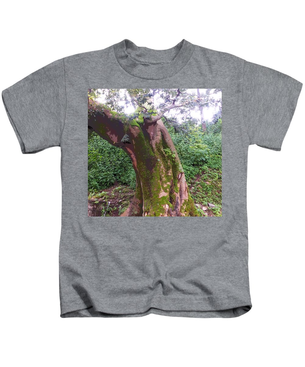 Tree Kids T-Shirt featuring the photograph Tree by Sweety Vyas
