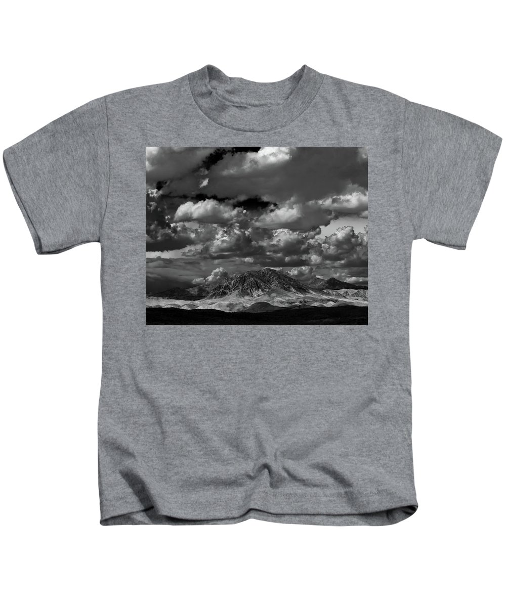 Landscape Kids T-Shirt featuring the photograph Untitled by Cyrus Javid