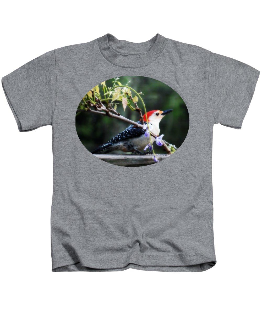 Woodpecker Kids T-Shirts