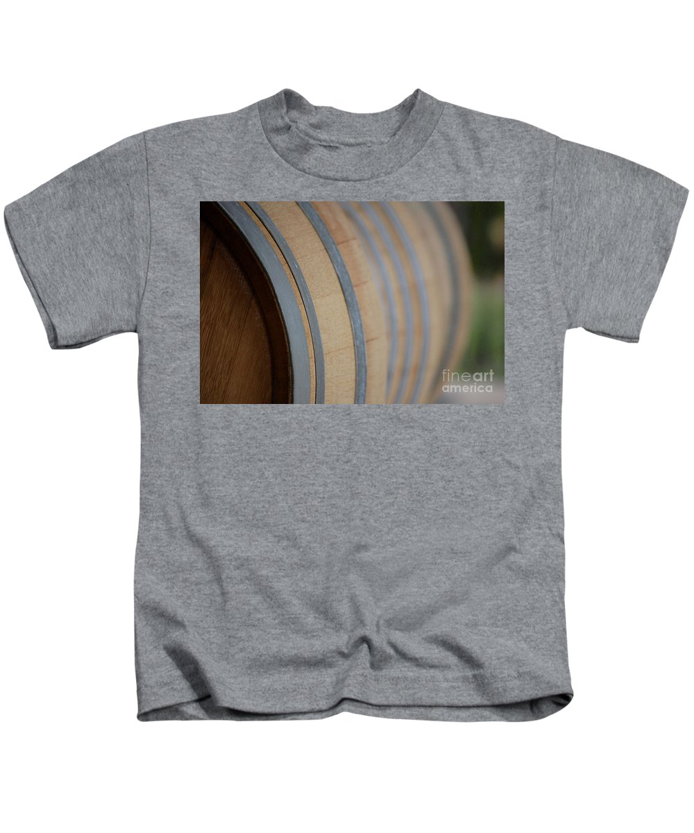 Wine Kids T-Shirt featuring the photograph Whine A Little by Robert Meanor
