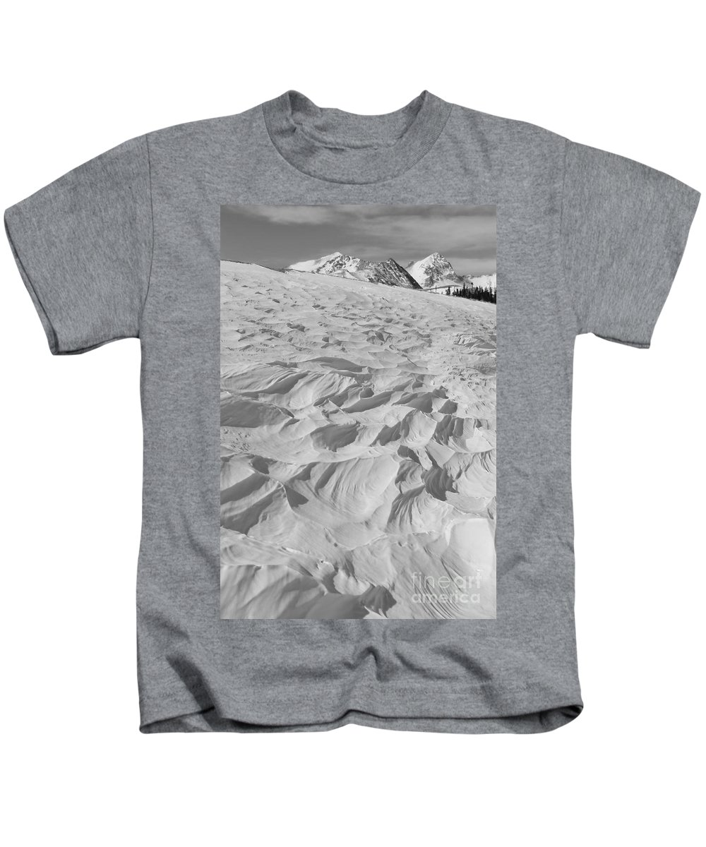 Nature Kids T-Shirt featuring the photograph Windswept 3 by Tonya Hance