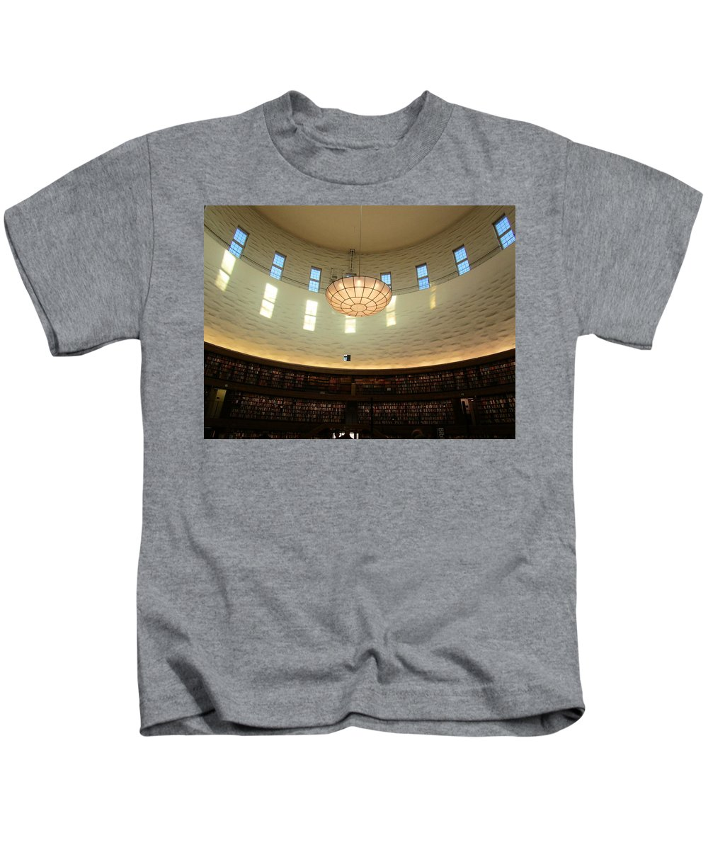 City Kids T-Shirt featuring the photograph Writings On The Wall by Rosita Larsson