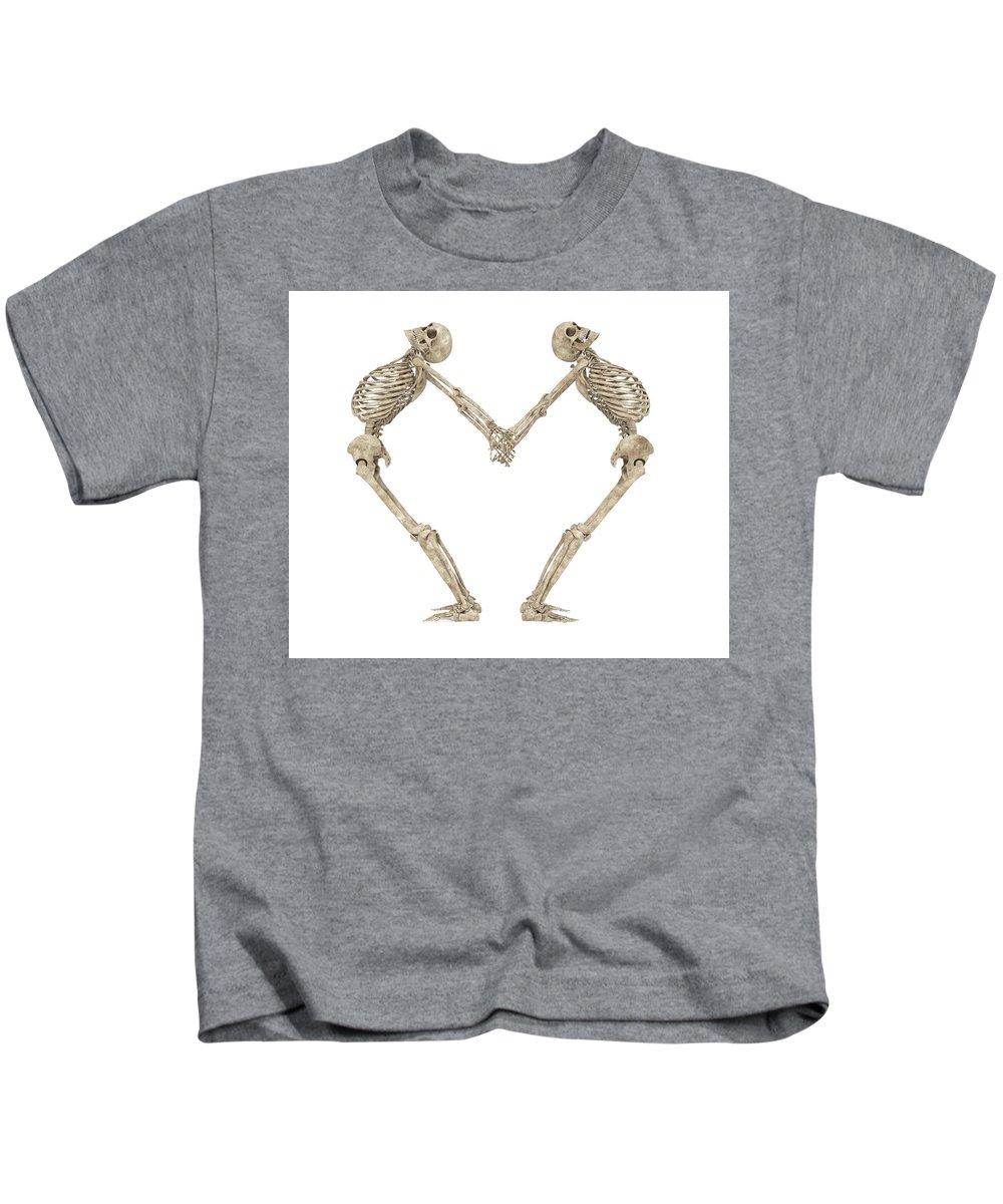 Hip Bone Kids T-Shirts