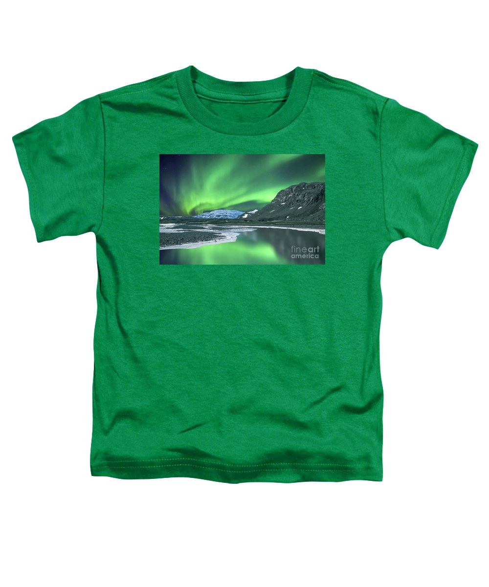 Kremsdorf Toddler T-Shirt featuring the photograph This Darkness Should Be Eternal by Evelina Kremsdorf