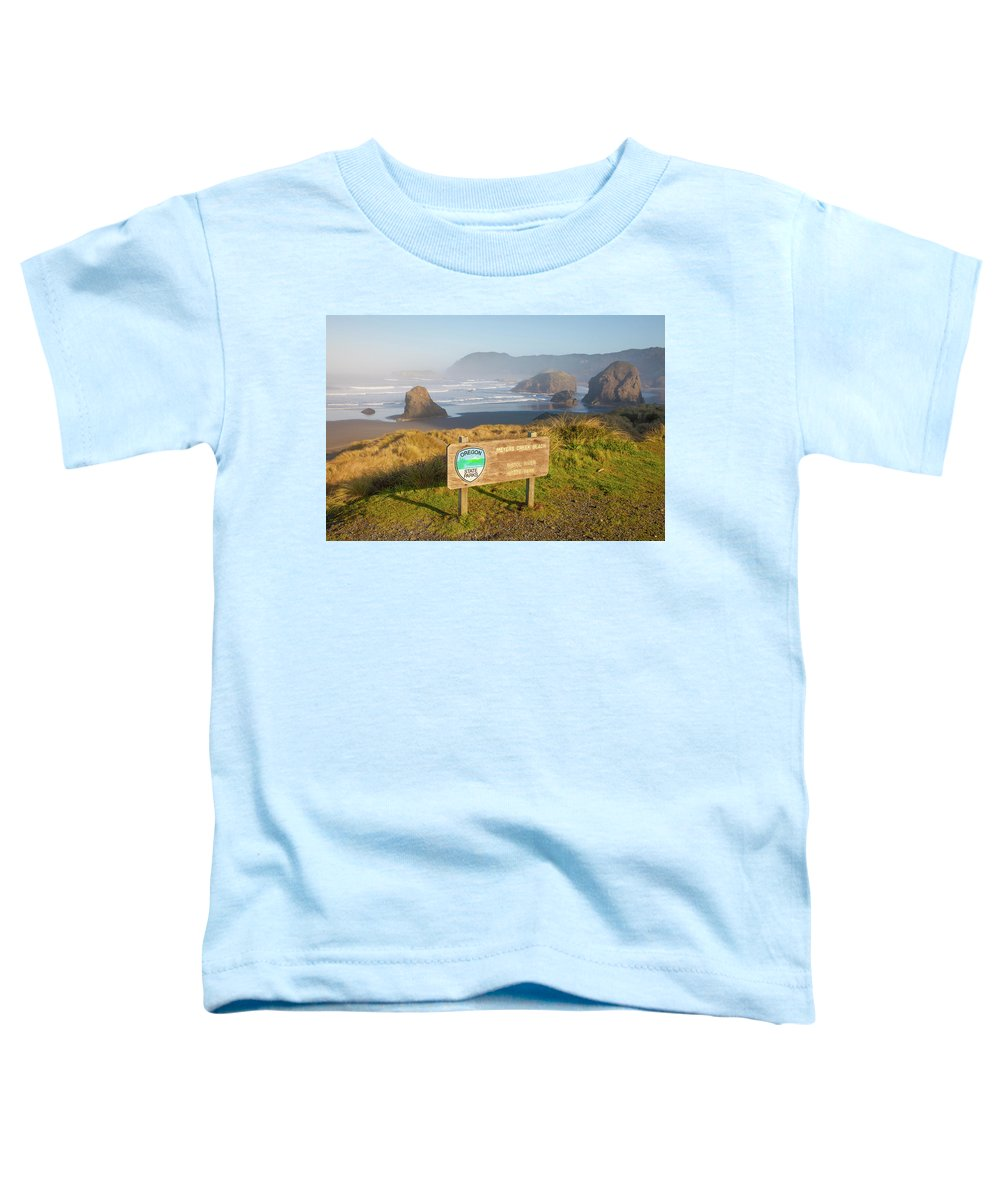 Sea Grass Toddler T-Shirts