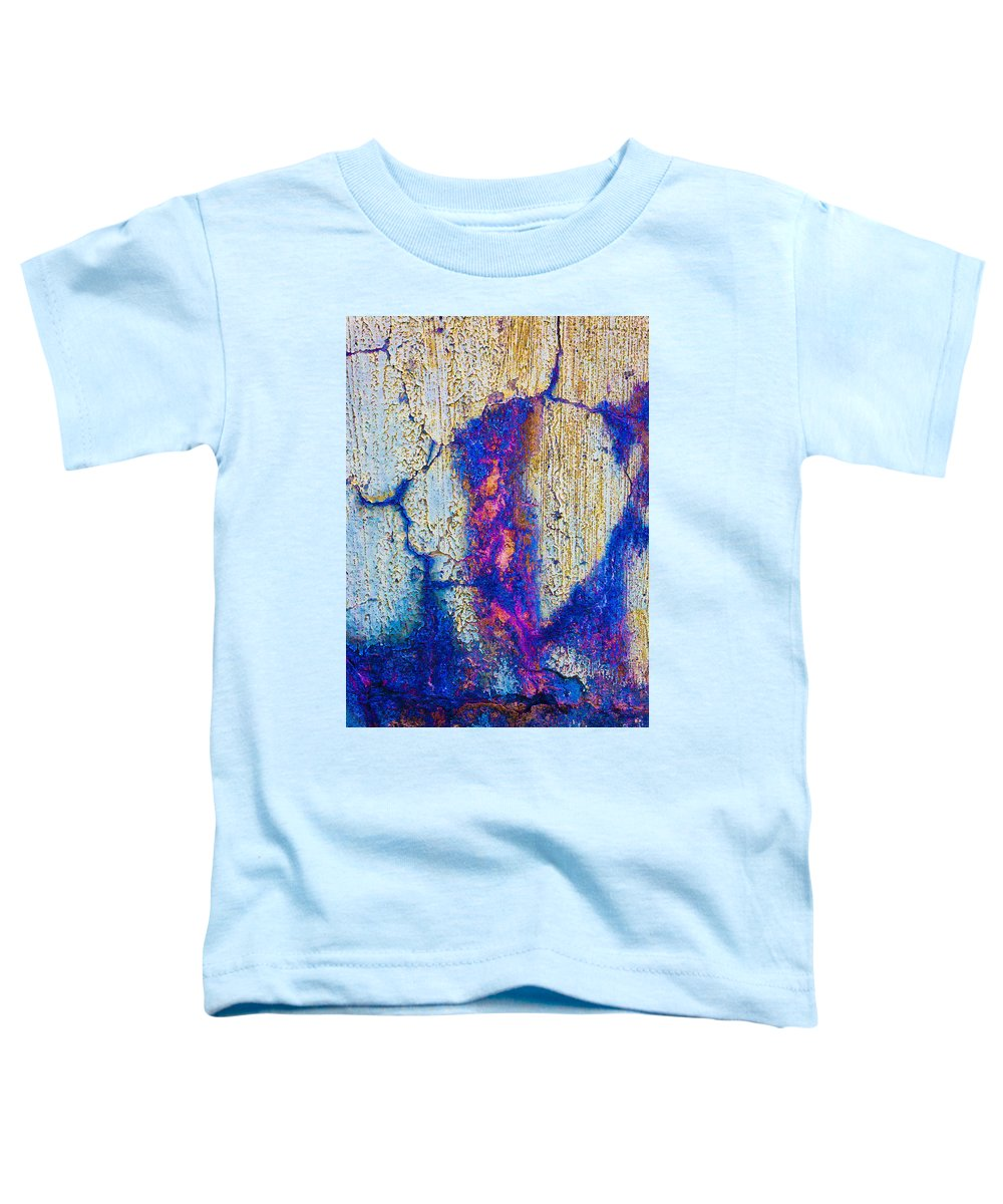 Foundation Toddler T-Shirt featuring the photograph Foundation Number Eleven by Bob Orsillo