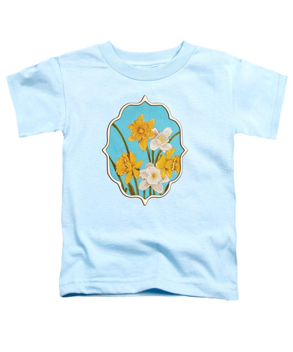 Trumpet Toddler T-Shirts
