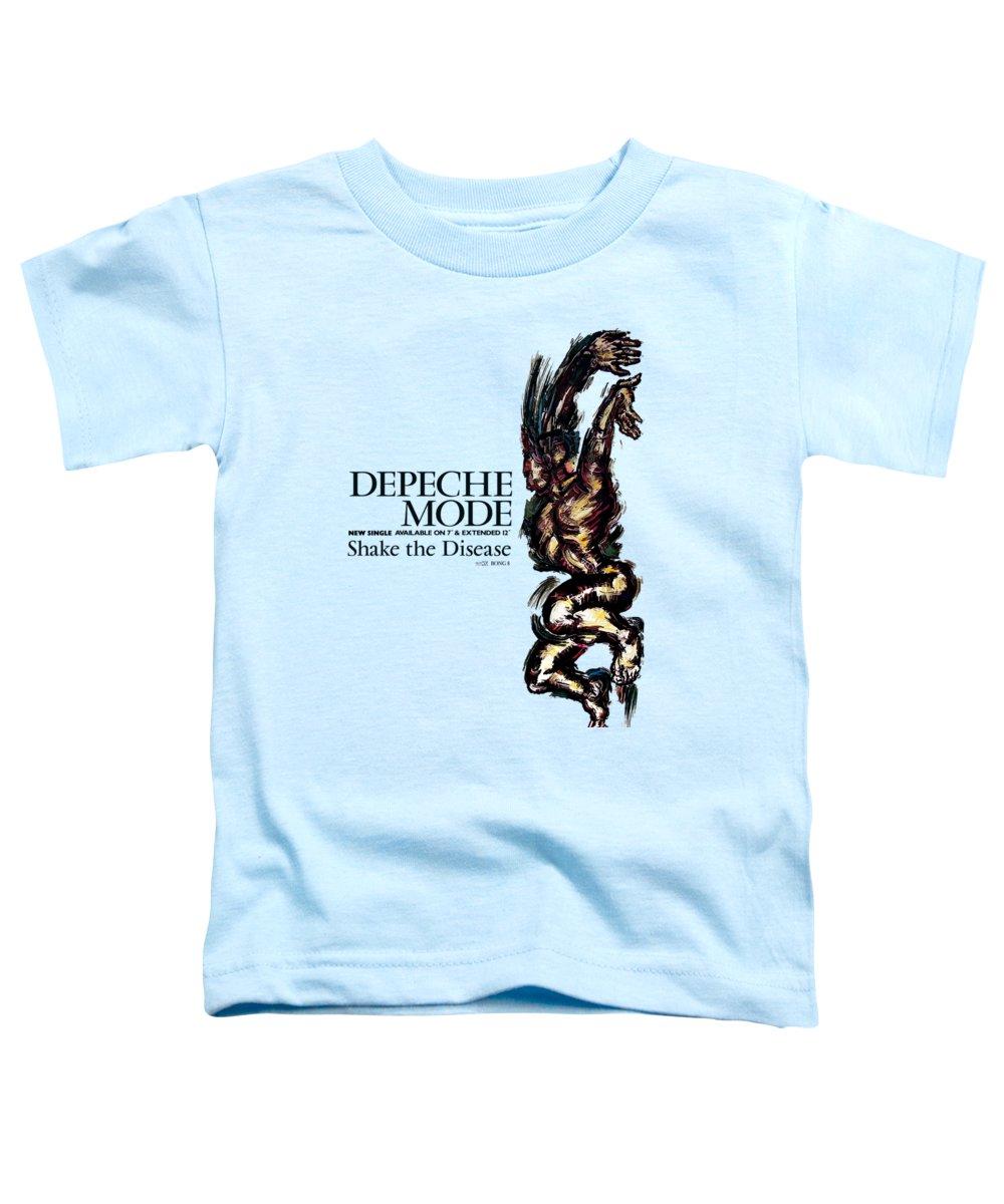 Shaken Toddler T-Shirts