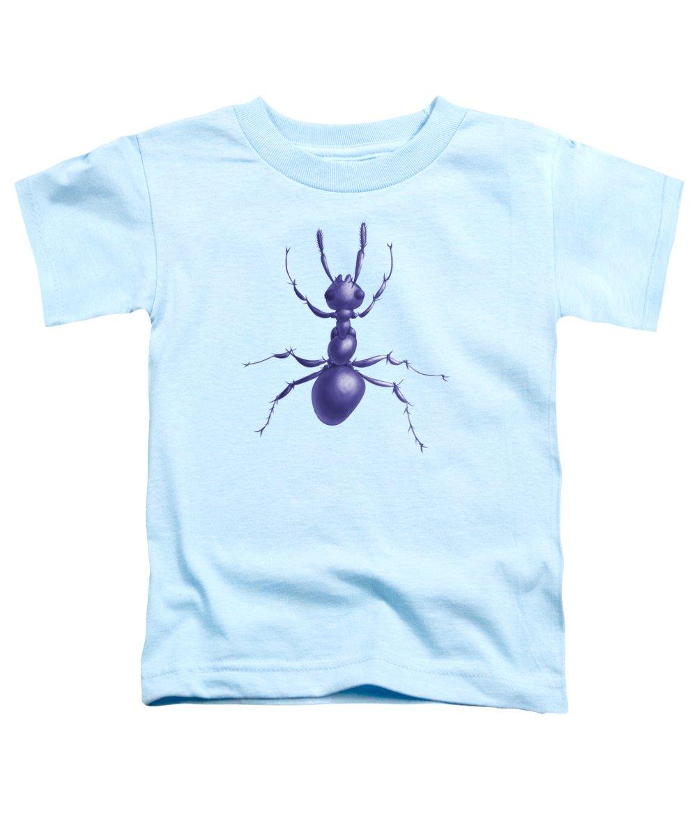 Ant Toddler T-Shirts