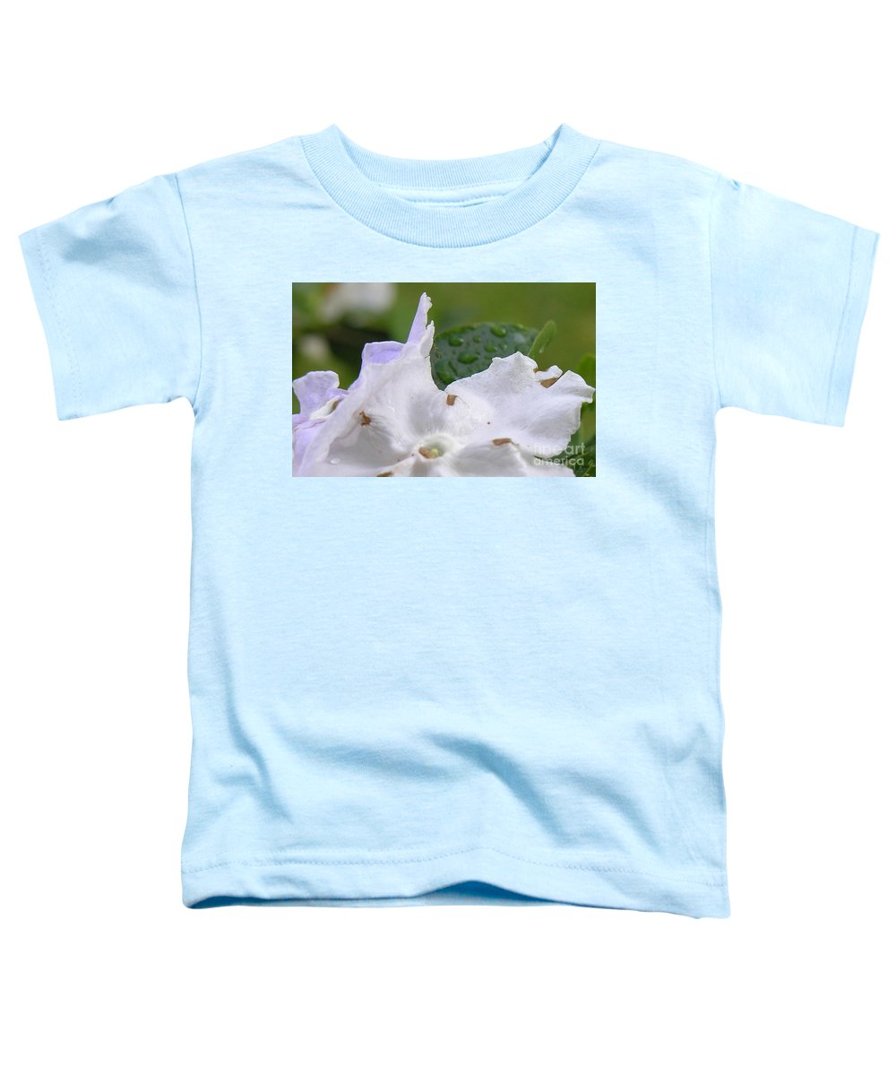 Flower Toddler T-Shirt featuring the photograph Easter Surprise by Richard Rizzo