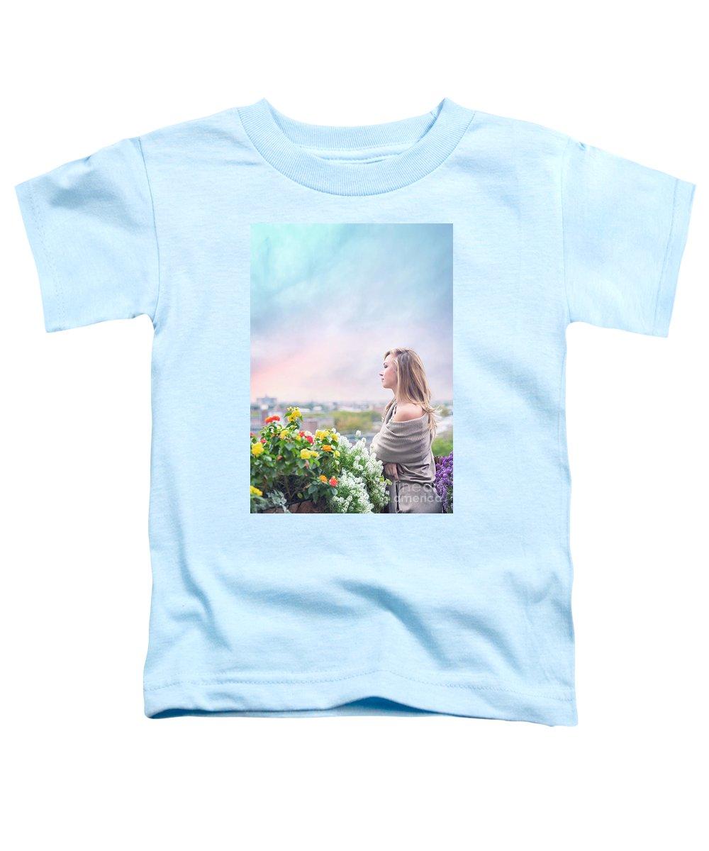 Balcony Toddler T-Shirts