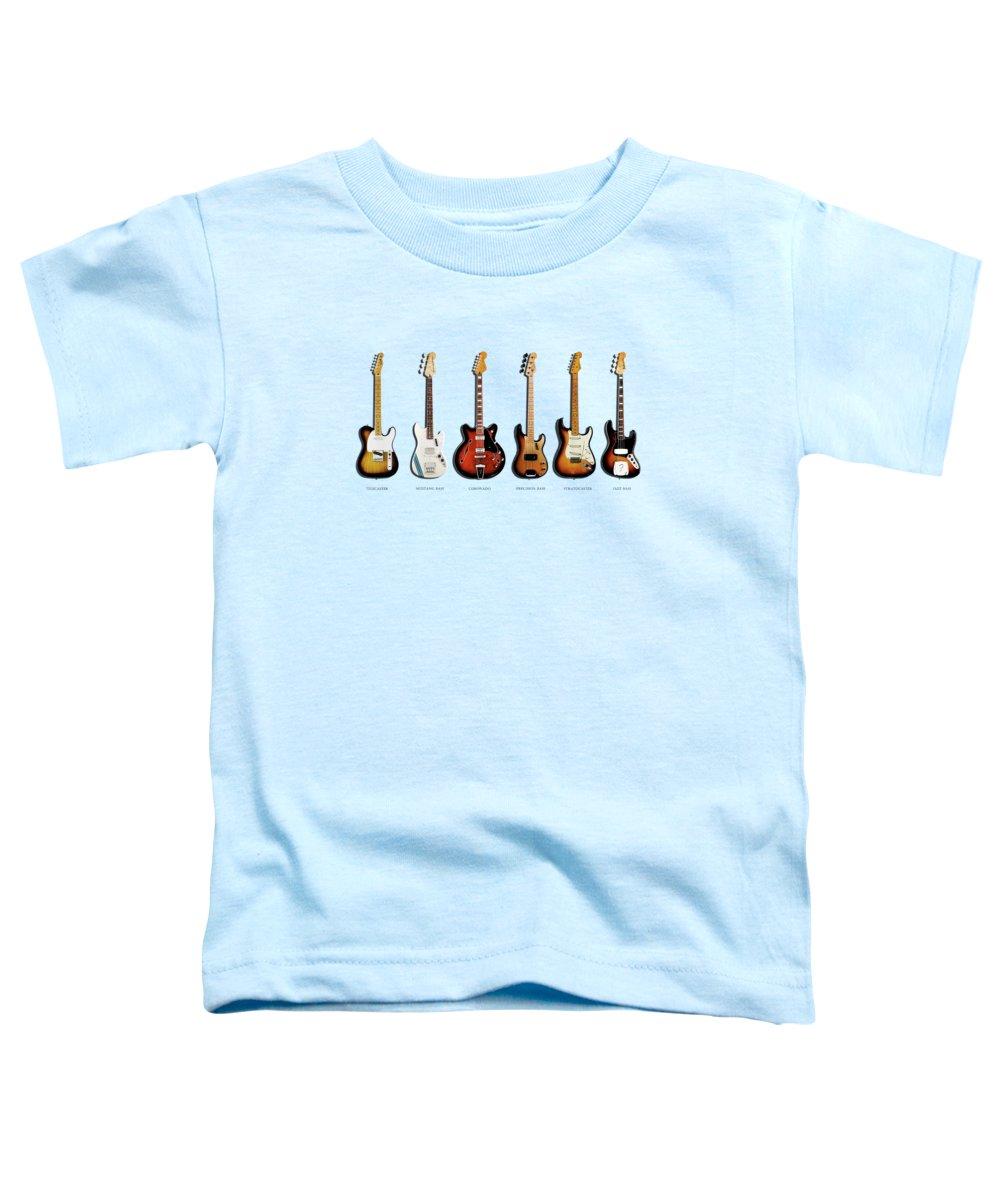 Guitar Toddler T-Shirts