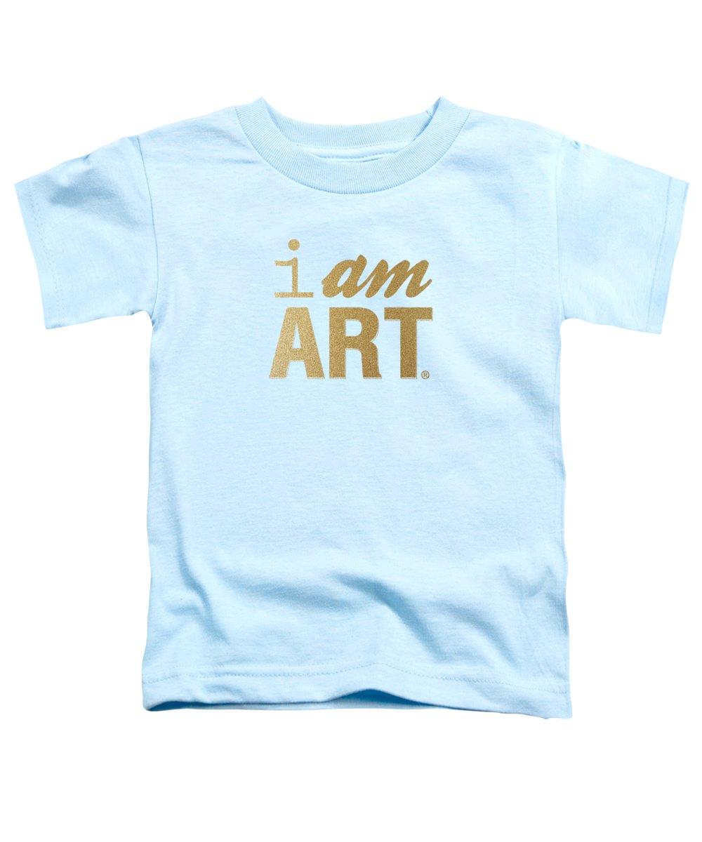Clothing Mixed Media Toddler T-Shirts