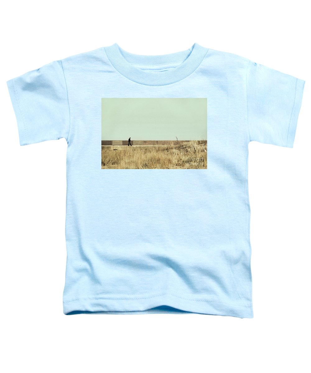 Dipasquale Toddler T-Shirt featuring the photograph I Remember What We Said by Dana DiPasquale
