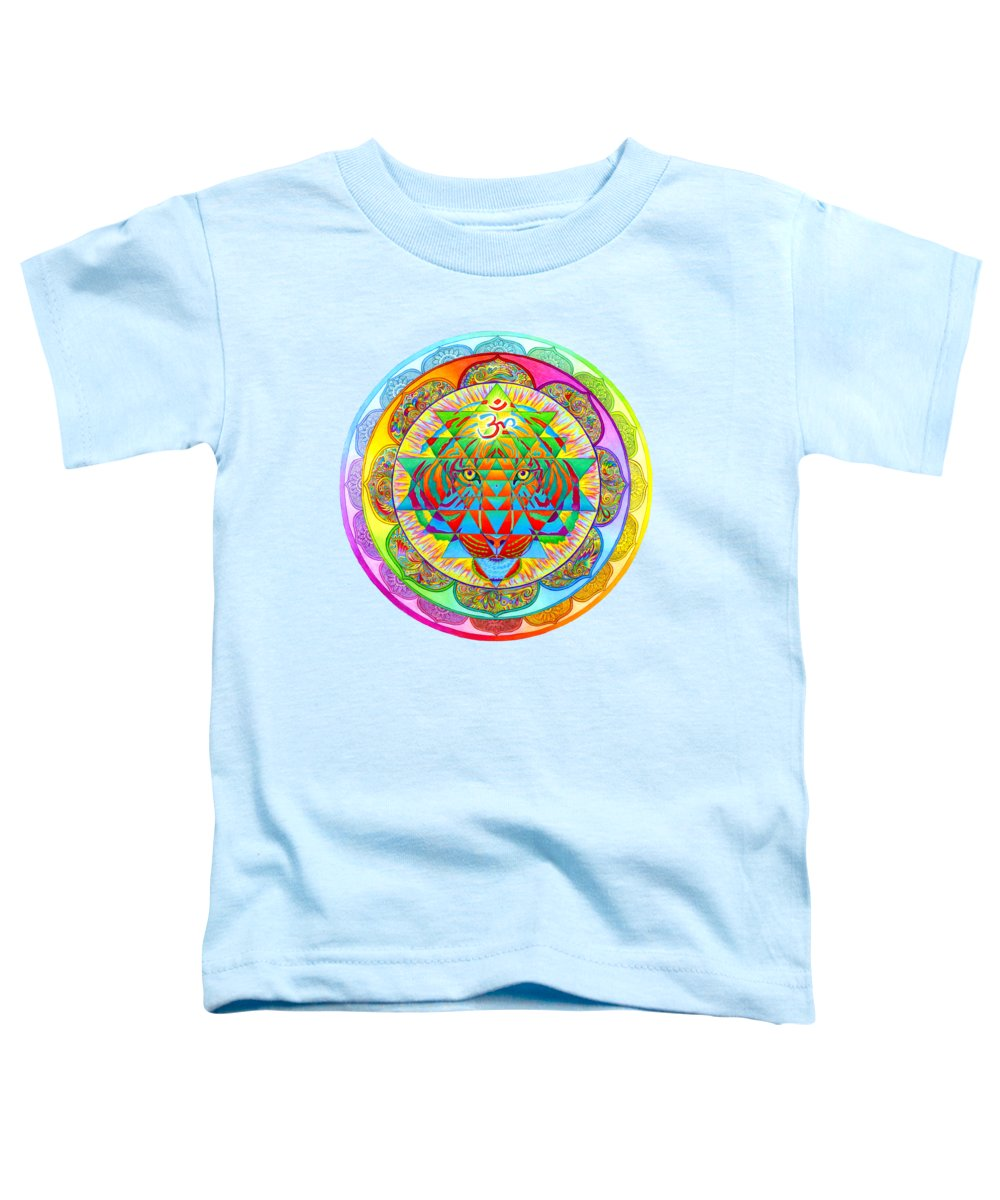 Retro Abstract Toddler T-Shirts