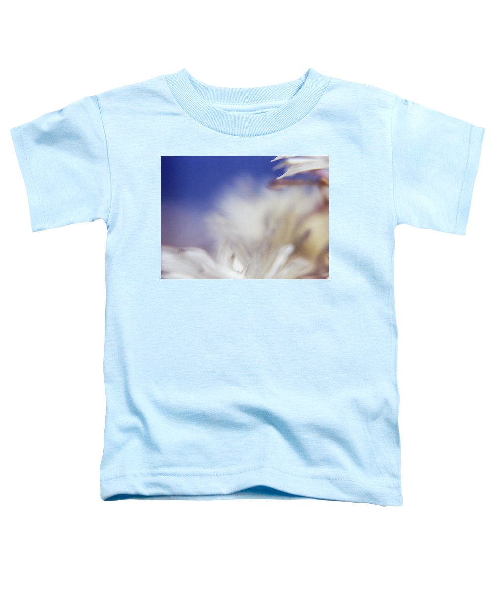 Flower Toddler T-Shirt featuring the photograph Macro Flower 1 by Lee Santa