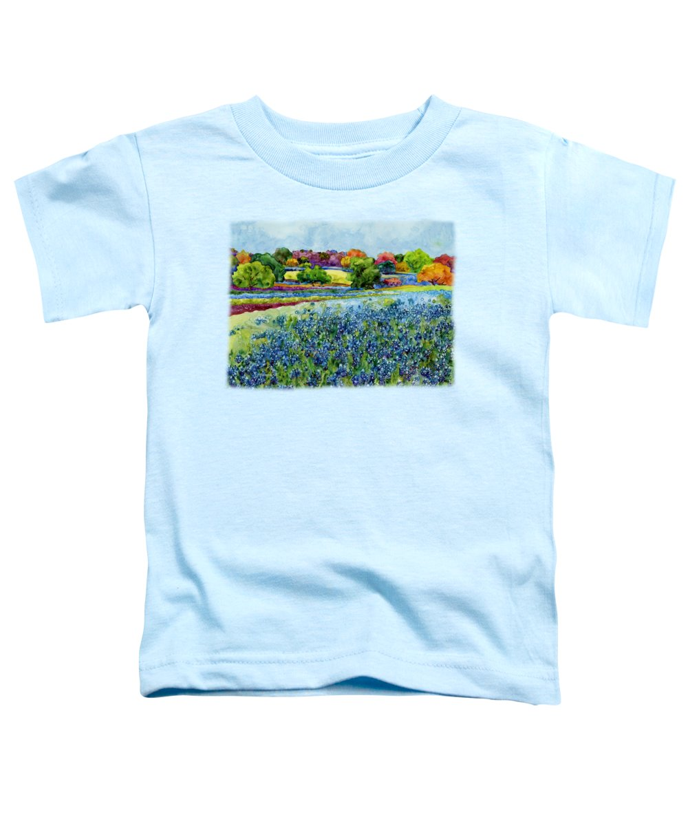Meadow Paintings Toddler T-Shirts