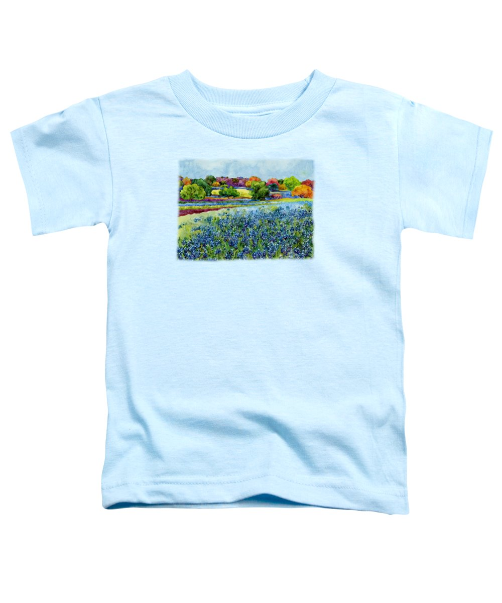 Wildflowers Toddler T-Shirts