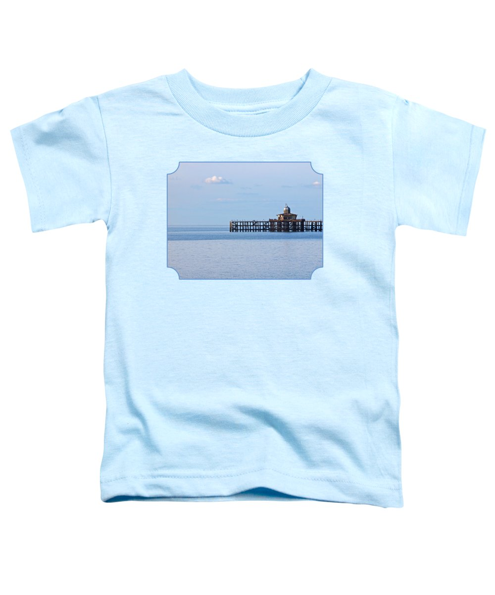 Abandoned Building Toddler T-Shirts