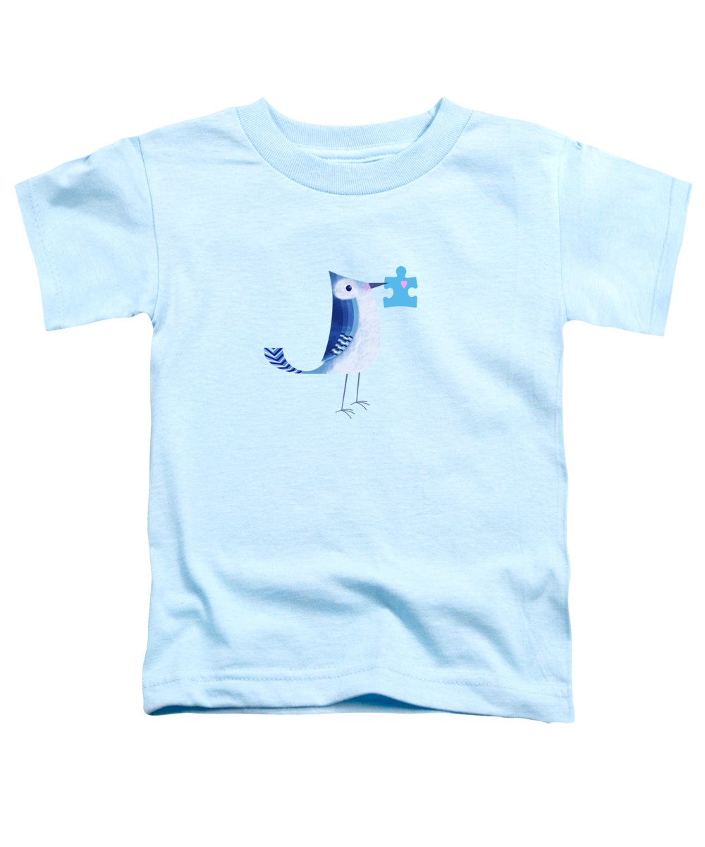 Bluebird Toddler T-Shirts