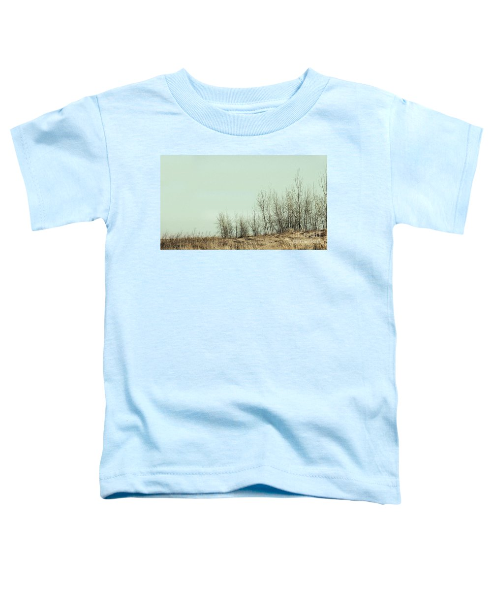Trees Toddler T-Shirt featuring the photograph The Things We Should Have Done To End Up Somewhere Else by Dana DiPasquale