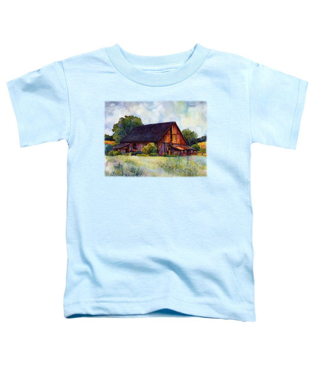 Barn Toddler T-Shirts