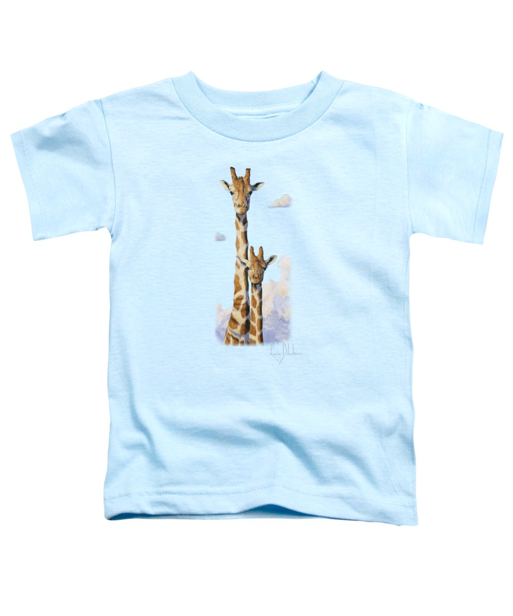 The Sky Toddler T-Shirts