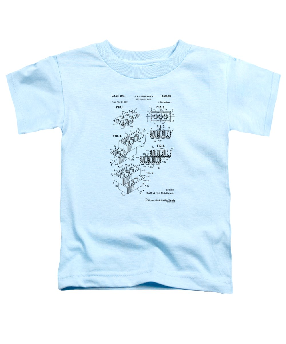 Building Toddler T-Shirts