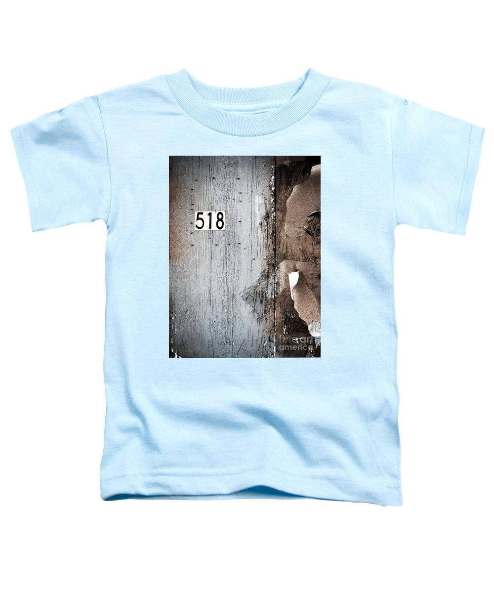 1 Toddler T-Shirt featuring the photograph We Are Each Others Keeper by Dana DiPasquale