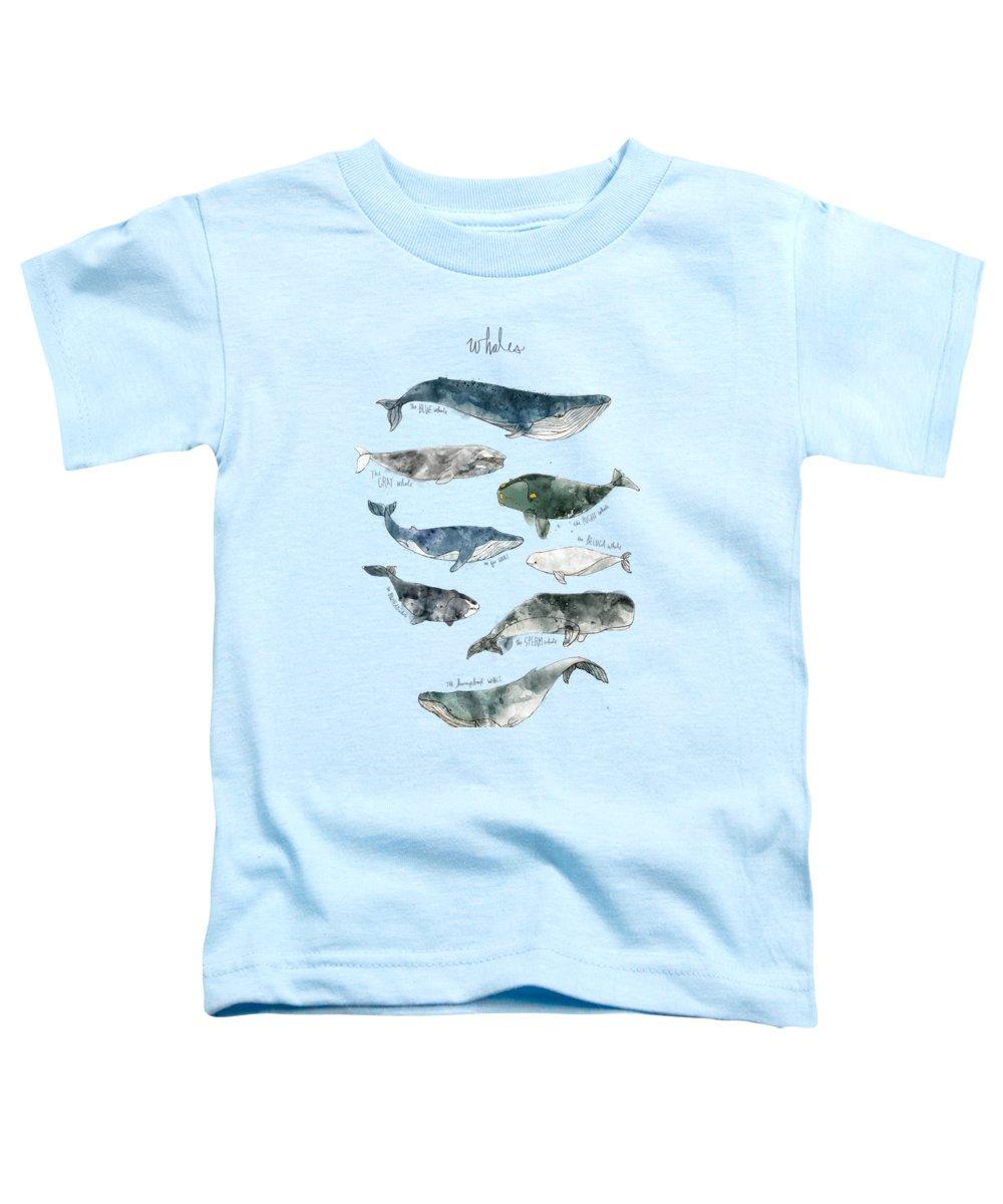 Ocean Paintings Toddler T-Shirts