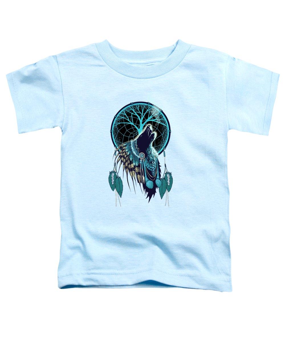 Vision Toddler T-Shirts