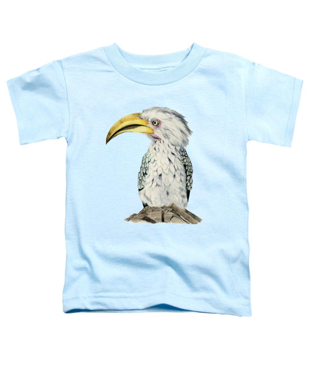 Hornbill Toddler T-Shirts