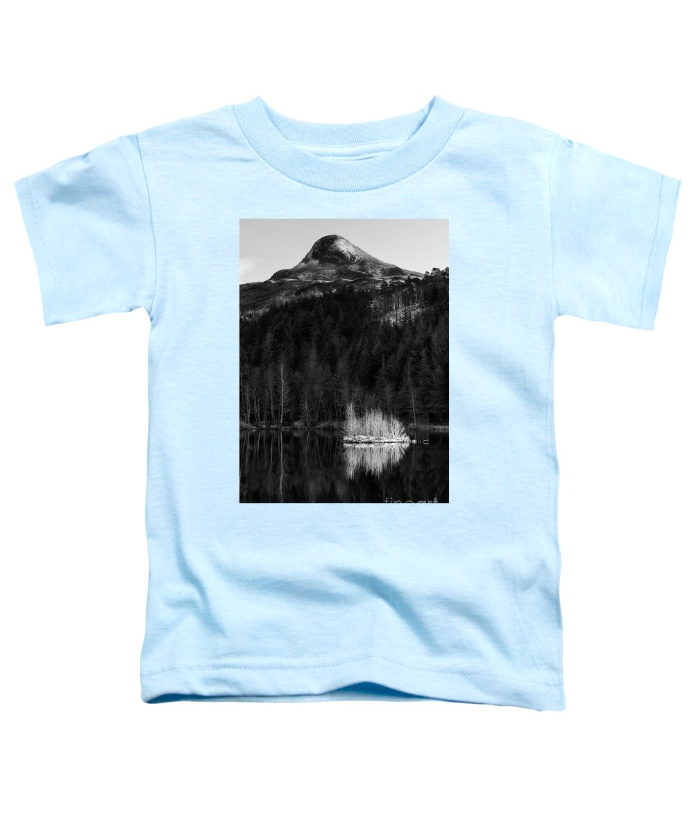 Loch Lochan Toddler T-Shirt featuring the photograph Glencoe Lochan by Keith Thorburn LRPS EFIAP CPAGB