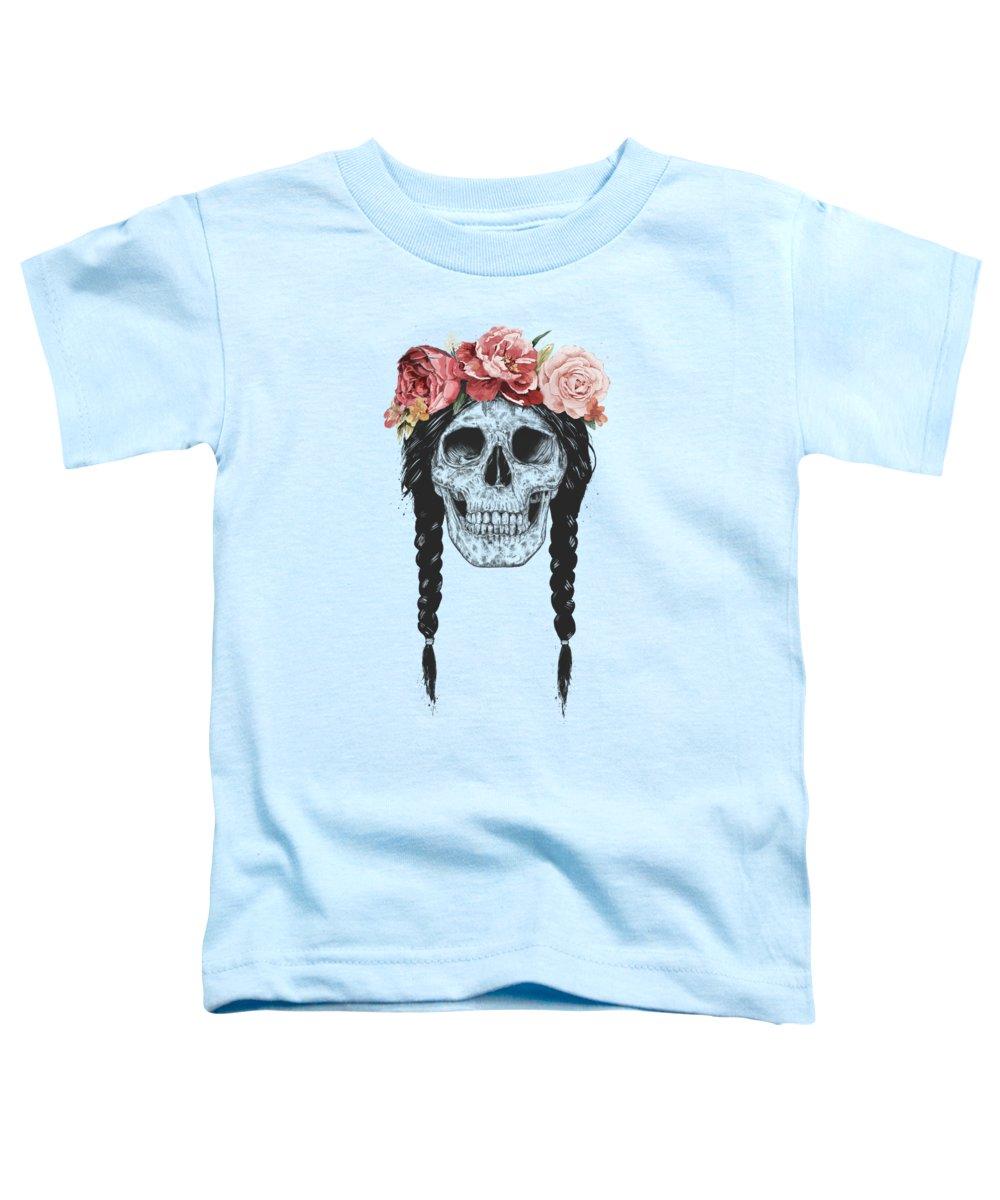 Botanical Drawings Toddler T-Shirts