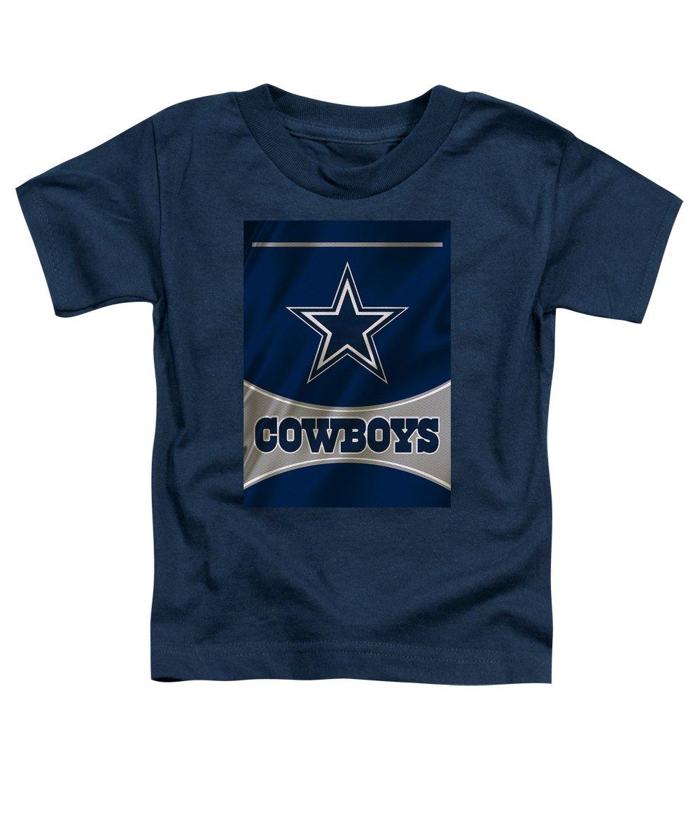 Dallas Cowboys Uniform Toddler T-Shirt