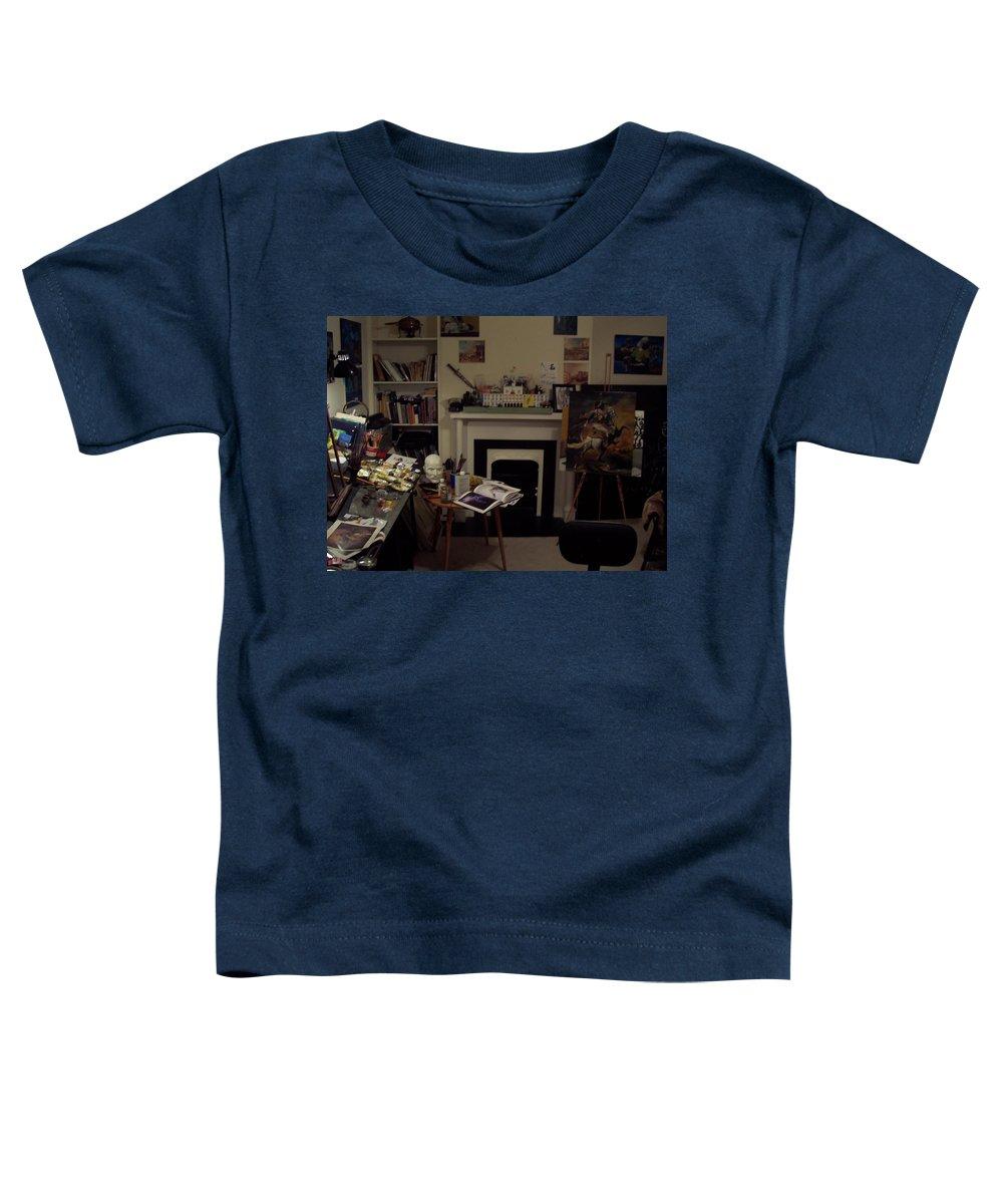 Toddler T-Shirt featuring the photograph Savannah 9studio by Jude Darrien