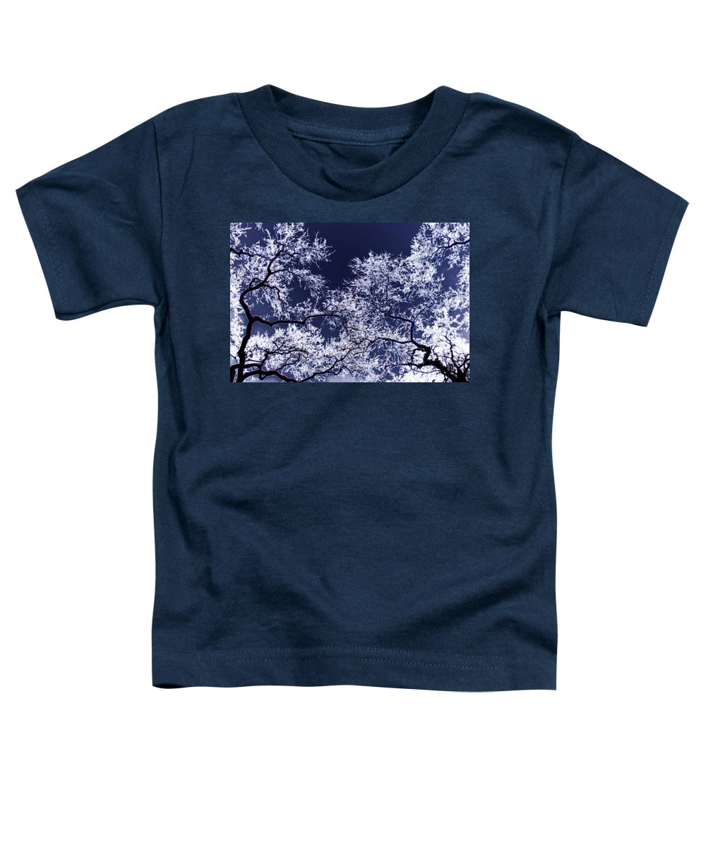 Tree Toddler T-Shirt featuring the photograph Tree Fantasy 17 by Lee Santa