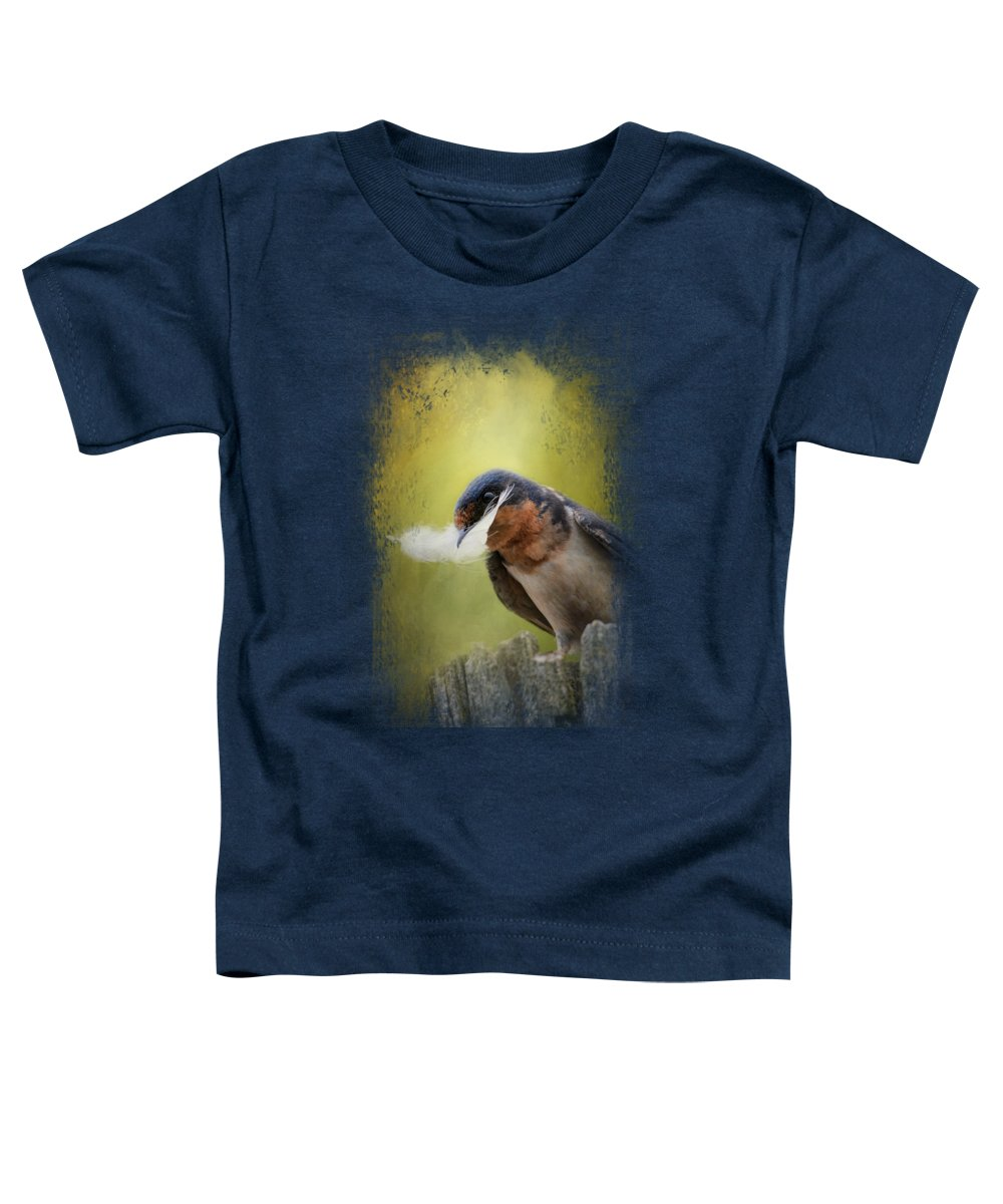Swallow Toddler T-Shirts