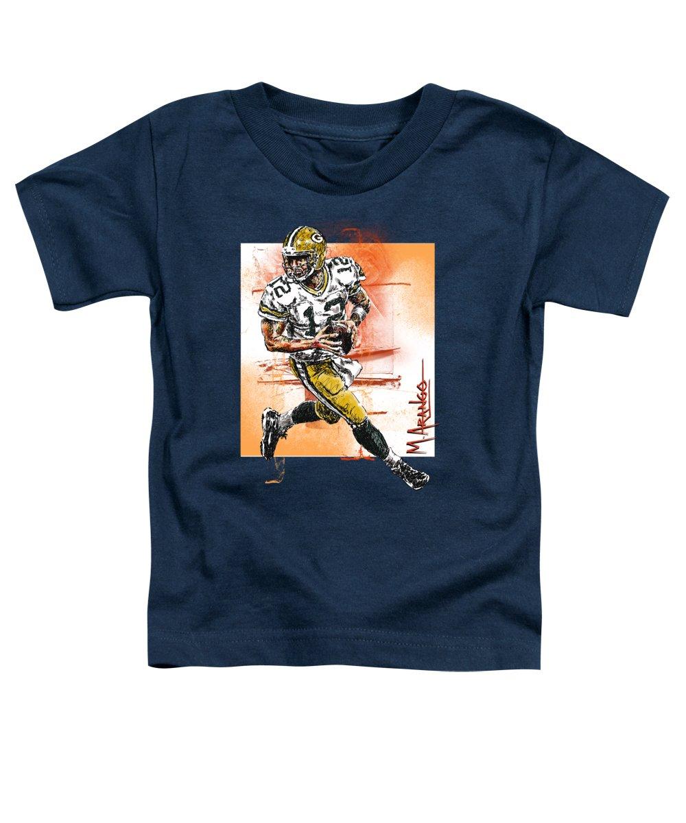Bay Drawings Toddler T-Shirts