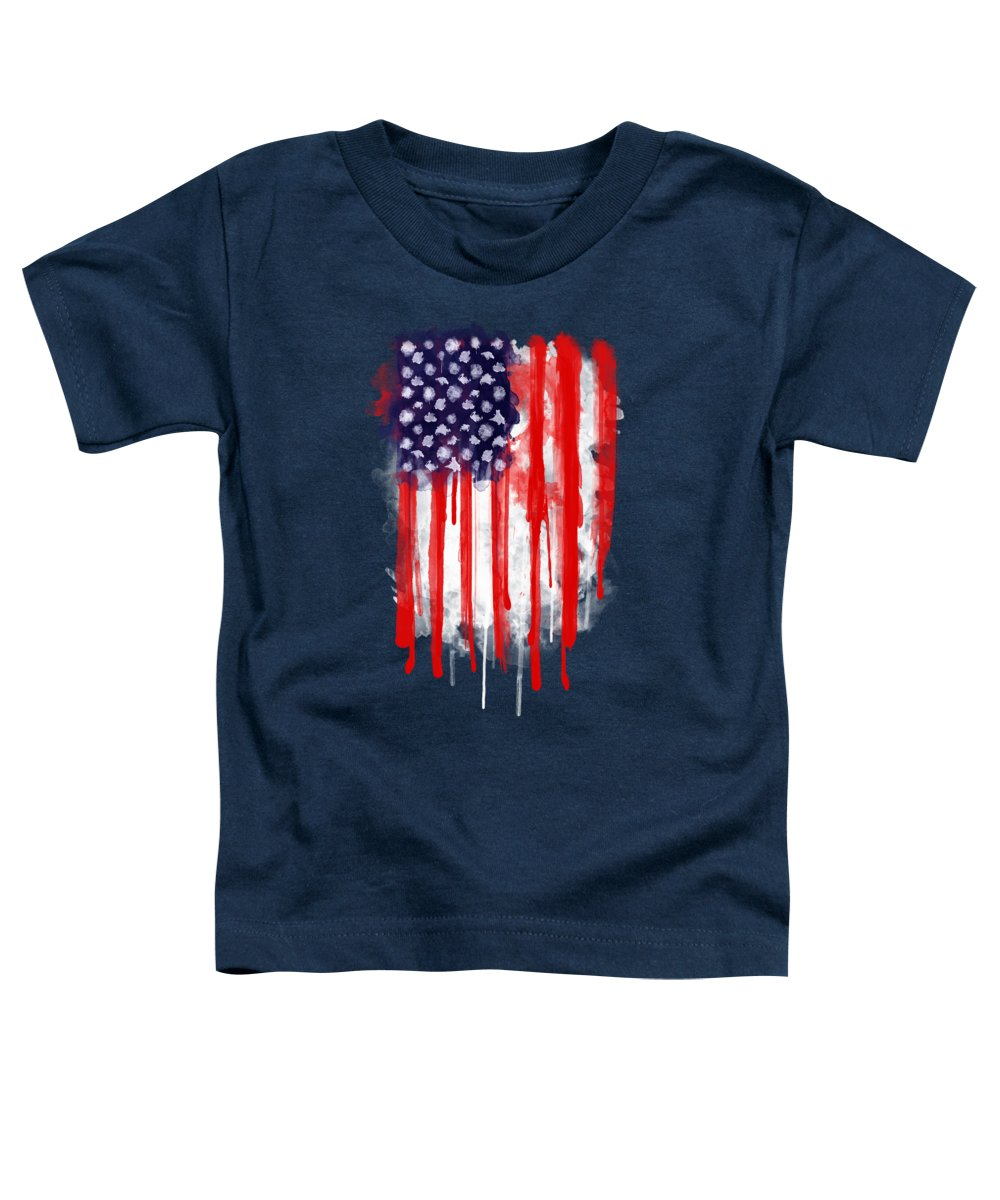 North America Toddler T-Shirts