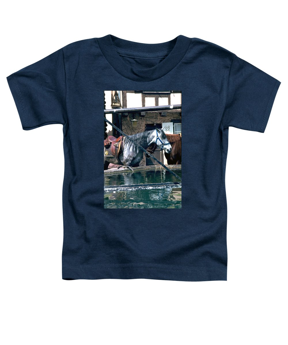 Colmar Toddler T-Shirt featuring the photograph Colmar II by Flavia Westerwelle