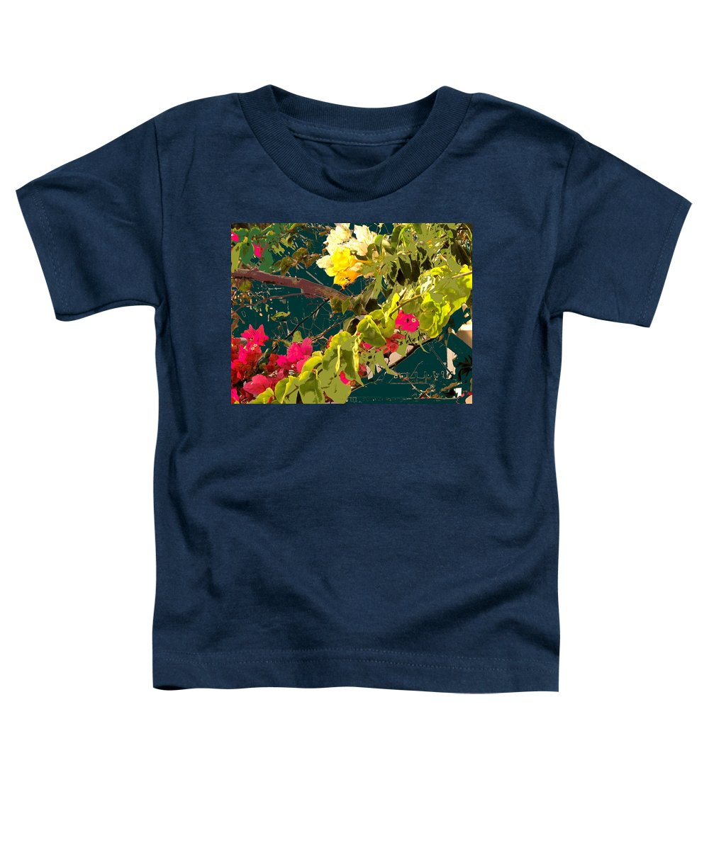 Toddler T-Shirt featuring the photograph Monica by Ian MacDonald