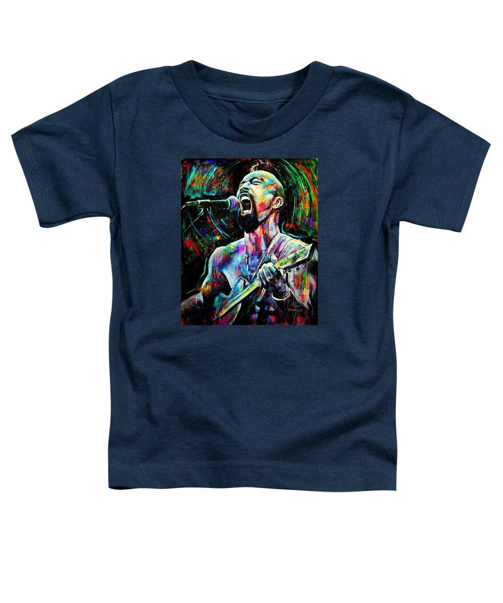 Nahko Bear Paintings Toddler T-Shirts