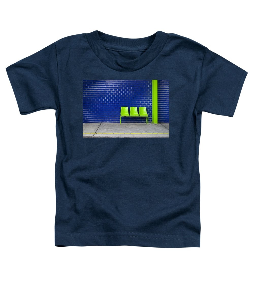 Green Toddler T-Shirt featuring the photograph Paradaxochi by Skip Hunt