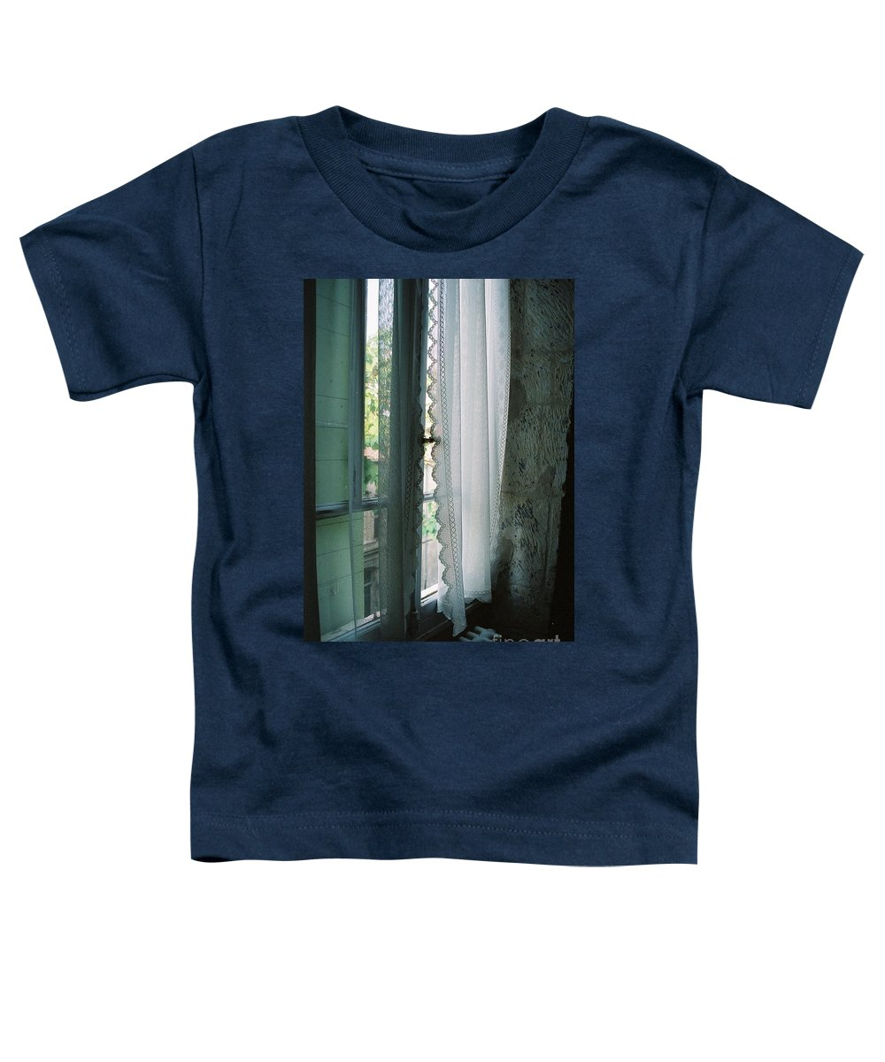 Arles Toddler T-Shirt featuring the photograph Rest by Nadine Rippelmeyer