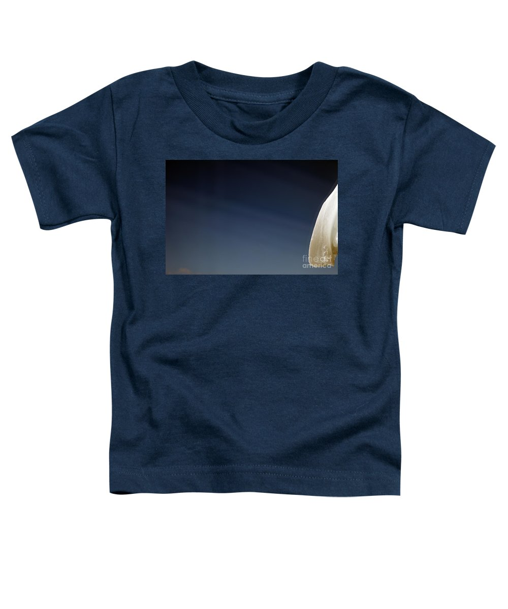 Snow Toddler T-Shirt featuring the photograph Snow Day by Amanda Barcon