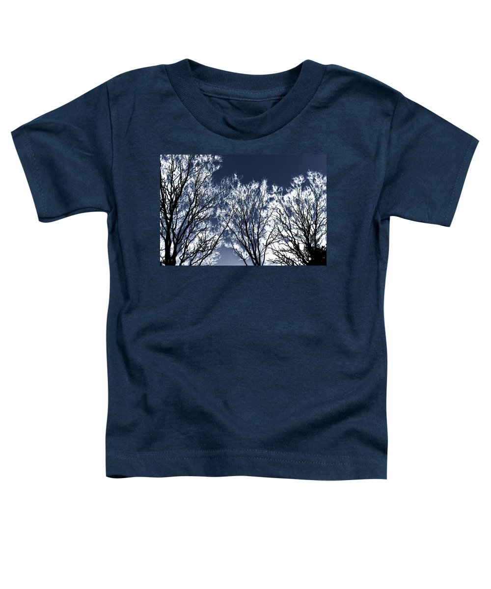 Scenic Toddler T-Shirt featuring the photograph Tree Fantasy 2 by Lee Santa